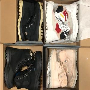 NWB PALLADIUM 7.5 8 choose shoes boots